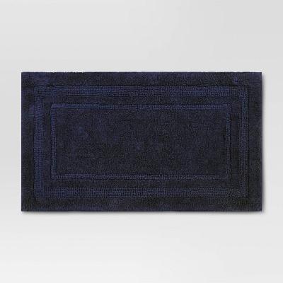 Performance Cotton Reversible Bath Rug - Threshold™