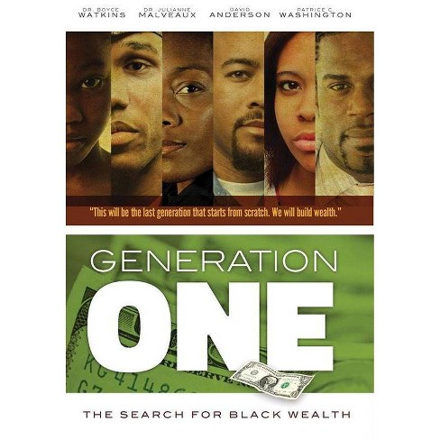 Generation One: Search for Black Wealth (DVD) - image 1 of 1