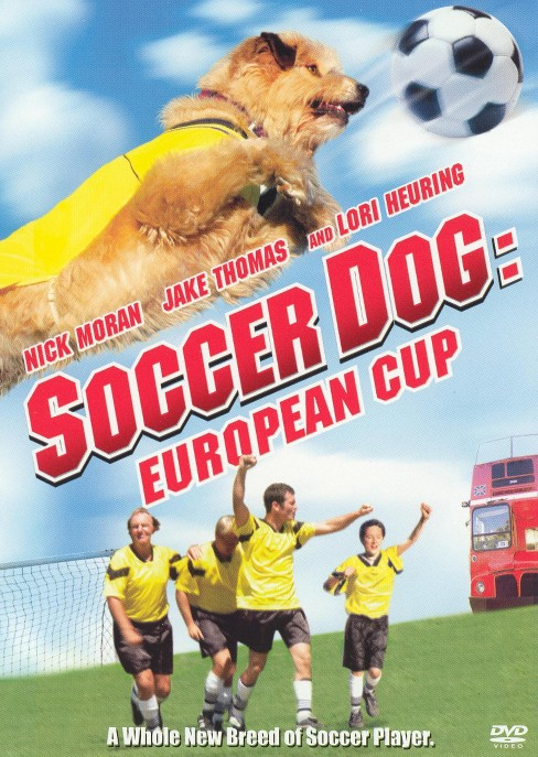 Soccer dog:European cup (DVD) - image 1 of 1