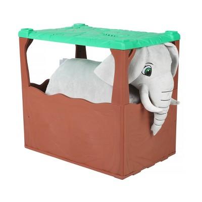 Dynacraft 6V Zoo Crew Elephant Powered Ride-On