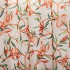 Tropical Floral Sheer Window Curtain Panels - Opalhouse™ - image 4 of 4