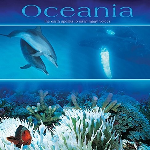 Oliver Wright - Oceania (CD) - image 1 of 1