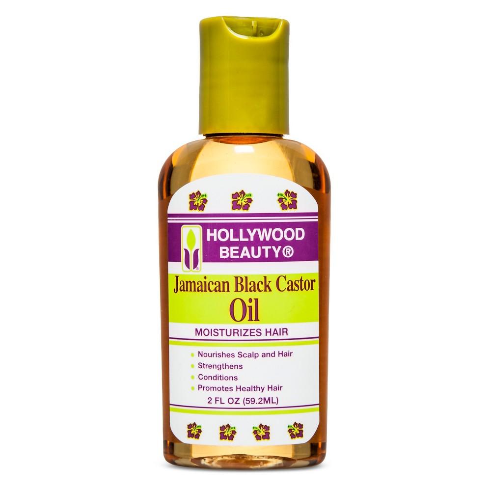Hollywood Beauty Jamaican Black Castor Hair Oil - 2 fl oz