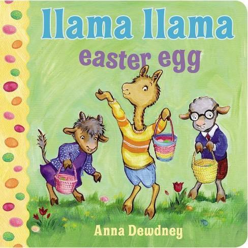 Llama Llama Easter Egg (Board Book) By Anna Dewdney - image 1 of 1
