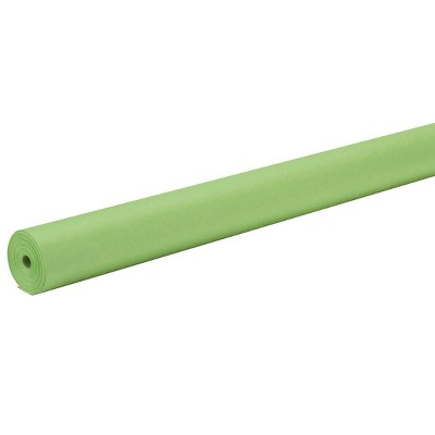 Rainbow Duo-Finish Kraft Paper Roll, 40 lb, 48 Inches x 200 Feet, Light Green