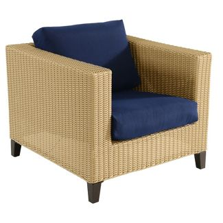 Fullerton Wicker Patio Club Chair - Project 62