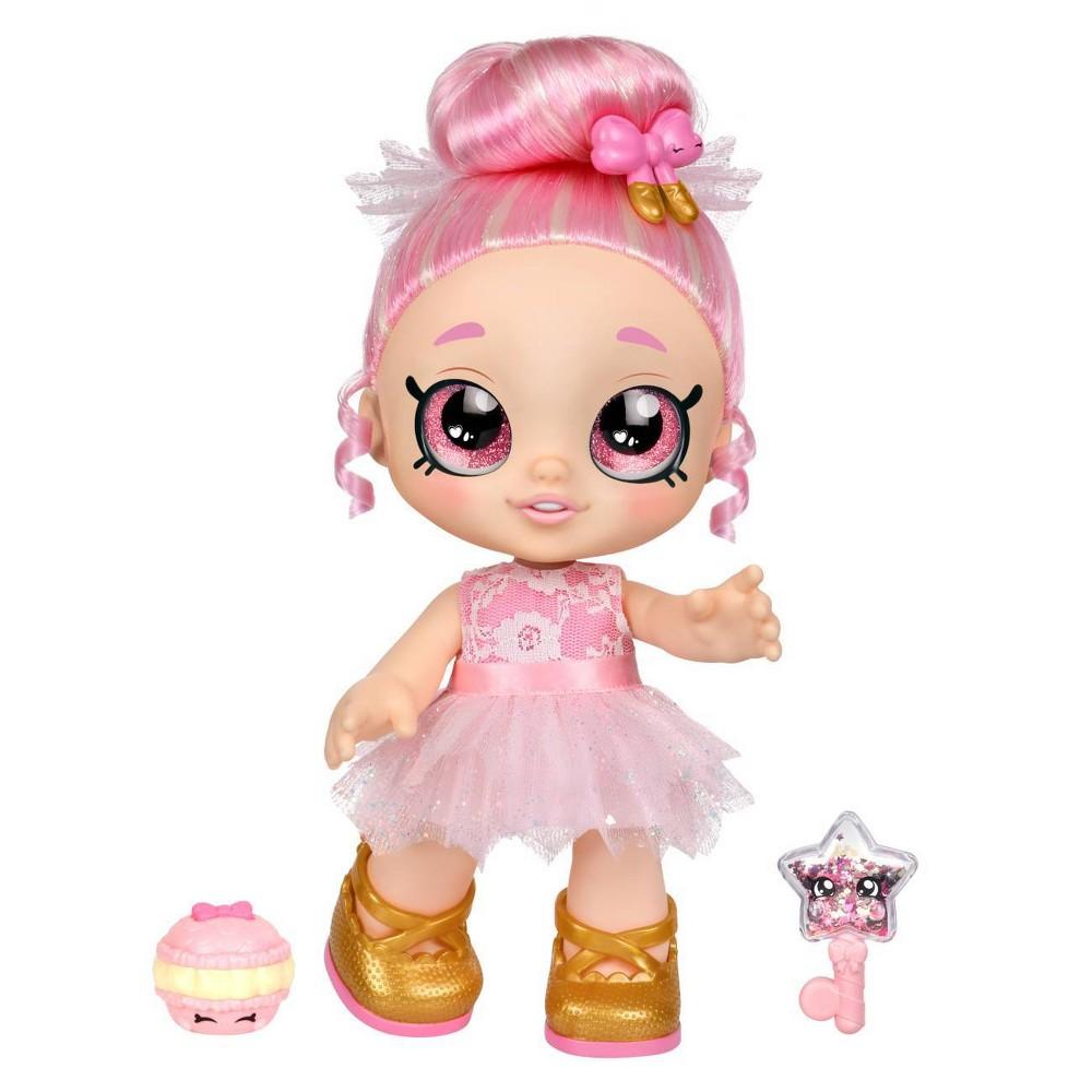 Kindi Kids Pirouetta Fun Time Doll