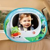 Munchkin Brica Cruisin' Baby In-Sight Car Mirror - Owl - image 2 of 4