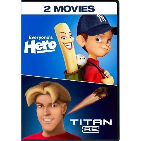 Everyone's Hero / Titan A.E. (DVD) - image 1 of 1