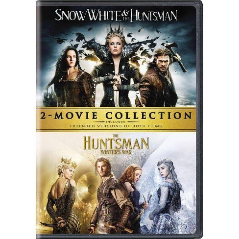 Snow White and the Huntsman/The Huntsman: Winter's War 2-Movie Collection (DVD) - image 1 of 1