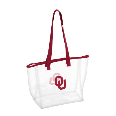 NCAA Oklahoma Sooners Stadium Clear Bag