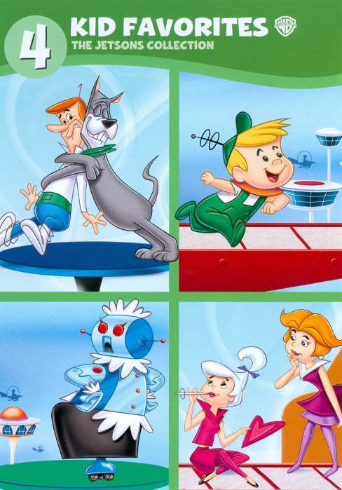 4 kid favorites:Jetsons (DVD) - image 1 of 1
