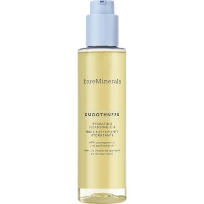 bareMinerals Smoothness Hydrating Cleansing Oil - 6 fl oz - Ulta Beauty
