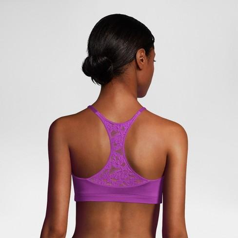e6e908f836 Hanes Women s Soft Pullover Wireless G541 T-Shirt Bra - Plum Dream ...