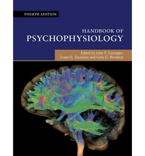 Handbook of Psychophysiology (Hardcover) - image 1 of 1