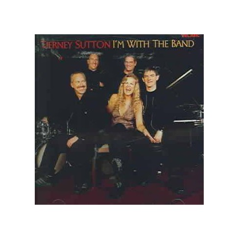 Tierney Sutton - I'm With the Band (CD) - image 1 of 1