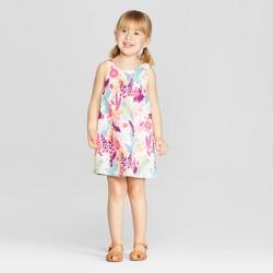 4a8e18280 Genuine Kids® from OshKosh Toddler Girls' Desert Floral A Line Dress