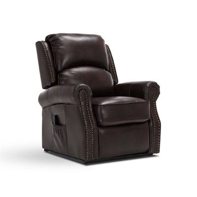 Crofton Brown Lift Chair - Comfort Pointe