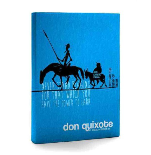 Don Quixote Hardcover Journal - image 1 of 1