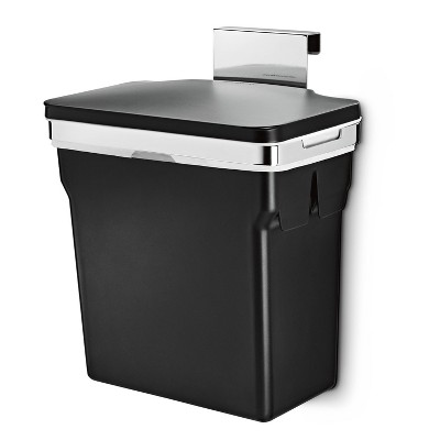 simplehuman 10L In-Cabinet Trash Can