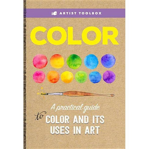 Artist Toolbox: Color - (Paperback) - image 1 of 1