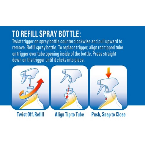 Tilex Mold And Mildew Remover Spray Bottle 32 Oz Tar