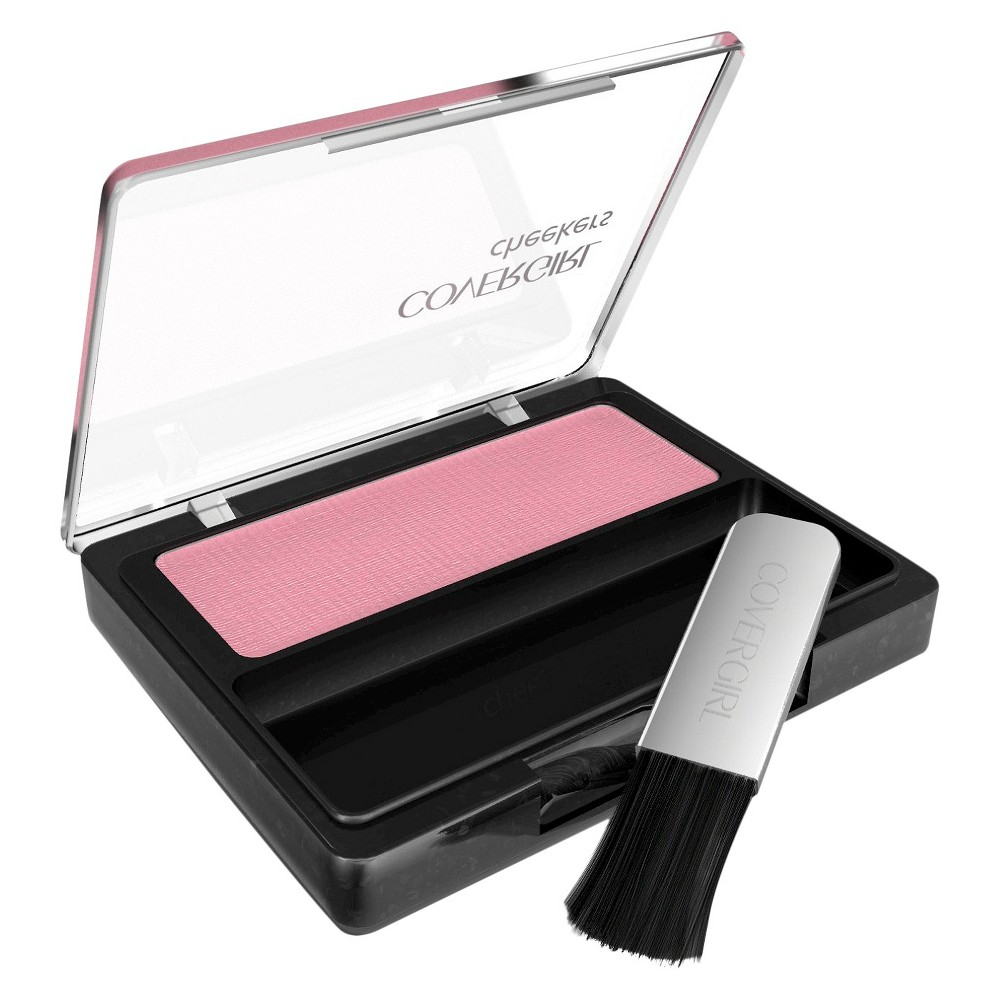 Covergirl Cheekers Blush 185 True Plum .12oz