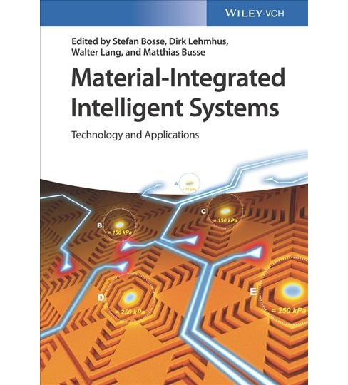 Material-Integrated Intelligent Systems : Technology and Applications -  (Hardcover) - image 1 of 1