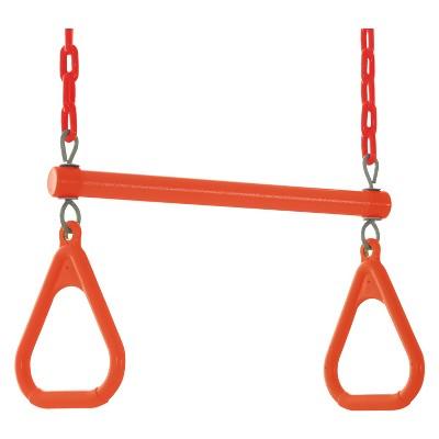 Swingan Trapeze Swing Bar - Orange