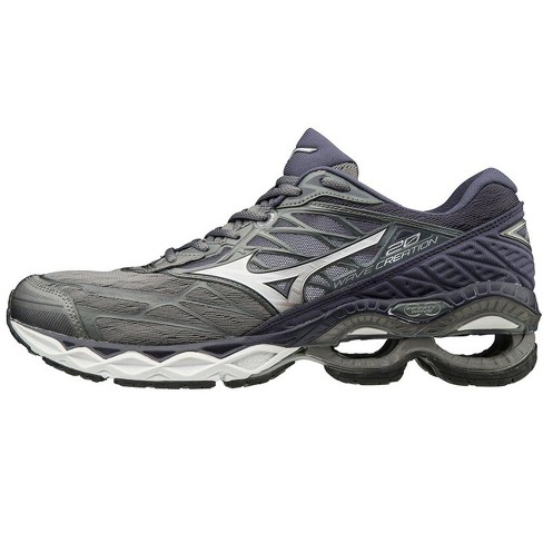 reputable site 6bcf2 83127 Mizuno Men s Wave Creation 20 Running Shoe, Size 10 In Color Stormy ...