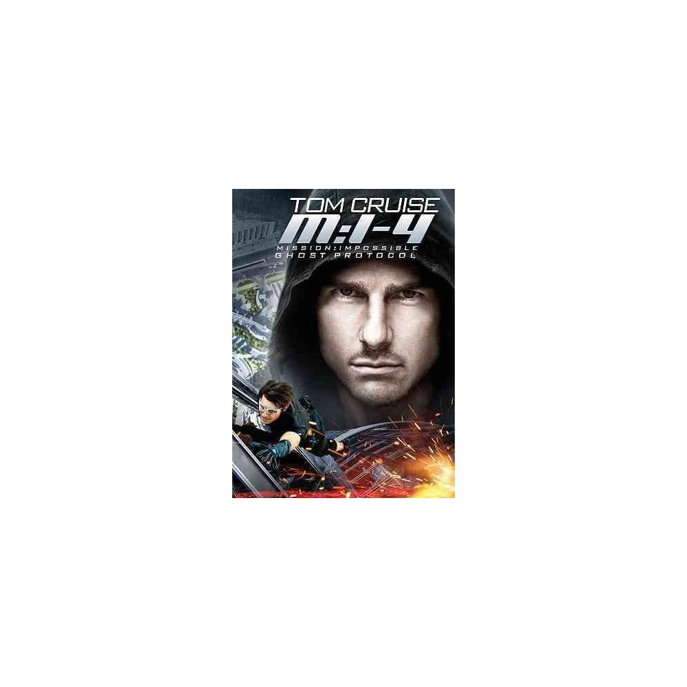 Mission:Impossible Ghost Protocol (Dvd)