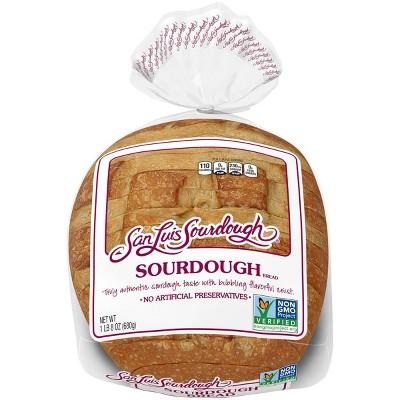 San Luis Sourdough Bread - 24oz