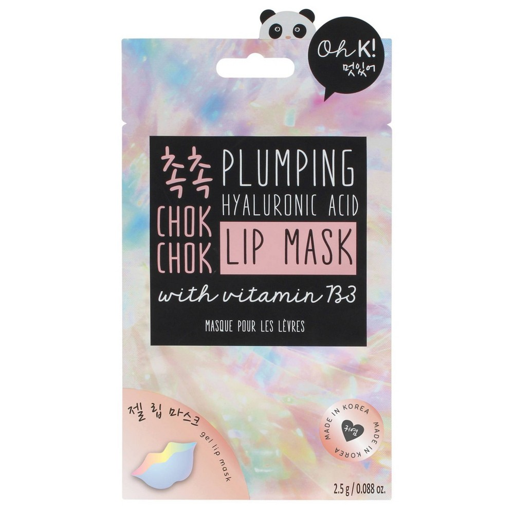 Image of Oh K! Chok Chok Hyaluronic Lip Mask - 0.88oz