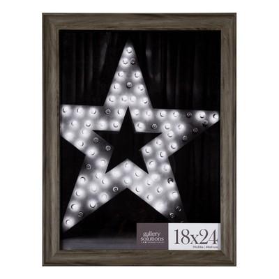18X24 Greywash Large Wall Frame - Gallery Perfect