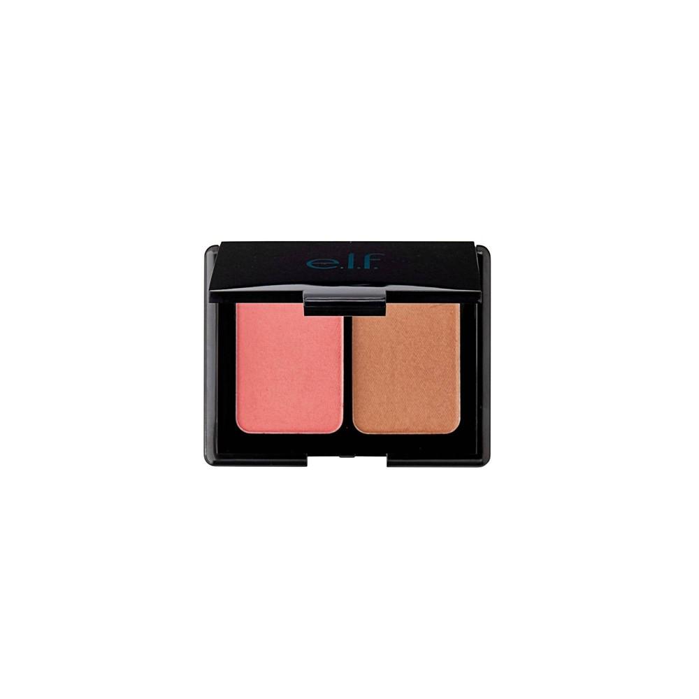 Image of e.l.f. Aqua Beauty Blush & Bronzer Bronzed Pink Beige - 0.29oz