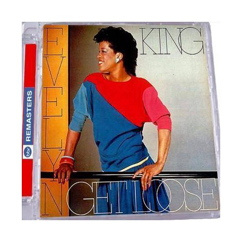 Evelyn King - Get Loose (CD) - image 1 of 1