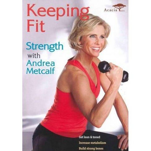 Keeping Fit:Strength (DVD) - image 1 of 1
