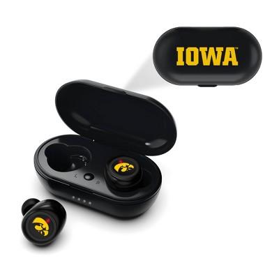 NCAA Iowa Hawkeyes True Wireless Earbuds