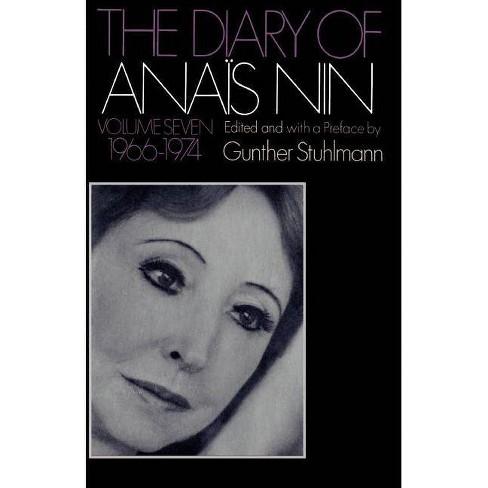 1966-1974 - (Diary of Anais Nin) by  Ana�s Nin (Paperback) - image 1 of 1
