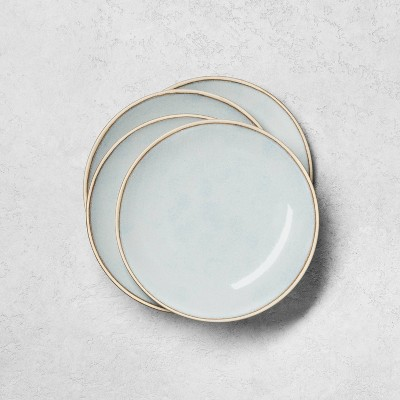 Stoneware Exposed Rim Appetizer Plate - Hearth & Hand™ with Magnolia