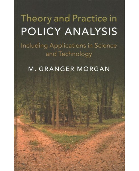Theory and Practice in Policy Analysis : Including Applications in Science and Technology -  (Hardcover) - image 1 of 1