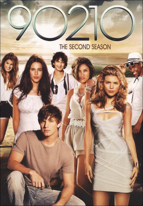 90210: The Second Season (6 Discs) (Widescreen) - image 1 of 1