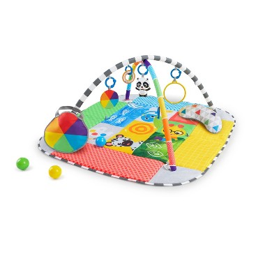 Baby Einstein Patch's 5-in-1 Activity Play Gym & Ball Pit - Color Playspace