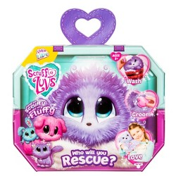 Little Live Pets Scruff-A-Luv - Pink : Target