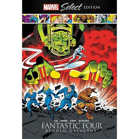 Fantastic Four: Behold...Galactus! Marvel Select Edition - (Hardcover) - image 1 of 1