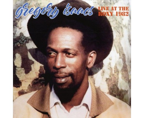 Gregory Isaacs - Live At The Roxy 1982 (Vinyl) - image 1 of 1