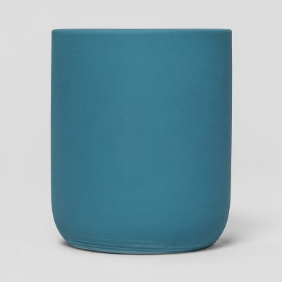 Matte Glazed Cup Candle 6oz - Waterflower