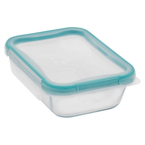 Snapware Glass Medium Square Container 2 cup - image 1 of 1