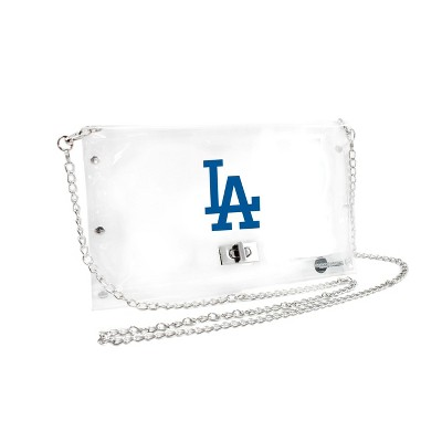 MLB Little Earth Clear Envelope Purse