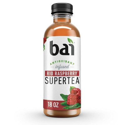 Bai Rio Raspberry Super Tea - 18 fl oz Bottle